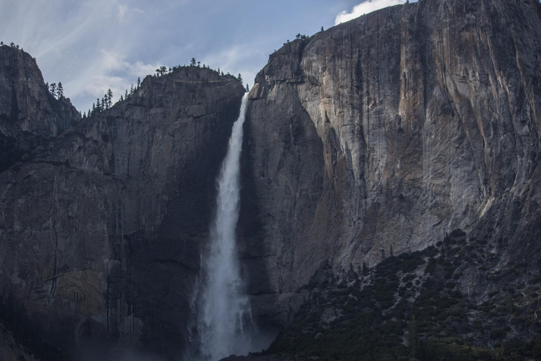 Yosemite Wasserfall
